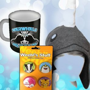 Narwhals Gift Pack